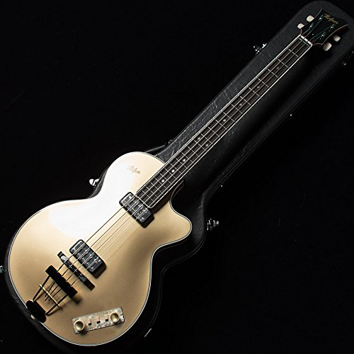 Hofner GOLD LABEL LIMITED 500/2 Club Bass Spruce Top (Berlin Gold top) S04222 ピックガード反りあり