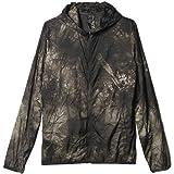 アディダス 叶衣(かのい)パックダイジャケット ユーティリティブラック S95645 J/L