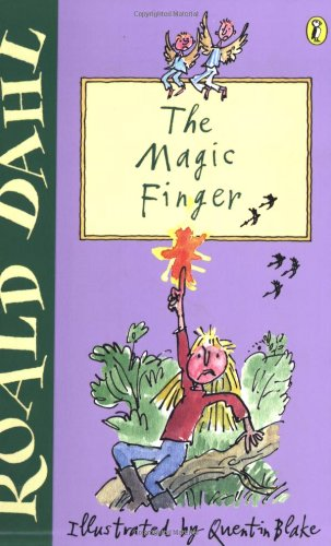 The Magic Finger (Young Puffin Developing Reader)の詳細を見る