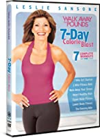 Walk Away the Pounds: 7 Day Calorie Blast [DVD] [Import]