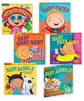 Becker's School Supplies Indestructibles Book Set - Babies (Set of 6) [並行輸入品]