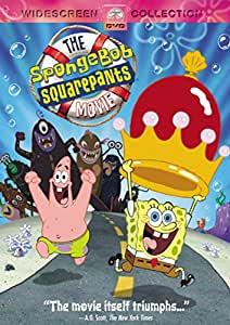 Spongebob Squarepants: Movie [DVD] [Import]