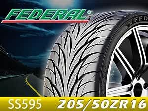 FEDERAL/フェデラル タイヤ 1本 595シリーズ SS595 205/50R16