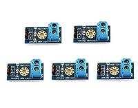 WINGONEER 5PCS最大25V電圧検出器レンジ3 Arduino用ターミナルセンサモジュール