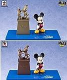 ディズニーキャラクターズ MEGAワールドコレクタブルフィギュア story.05「ミッキー&フレンズ」全2種セット
