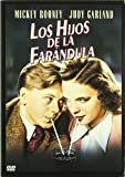 Babes in Arms (Los Hijos de la Farandula) Spanish import by Mickey Rooney
