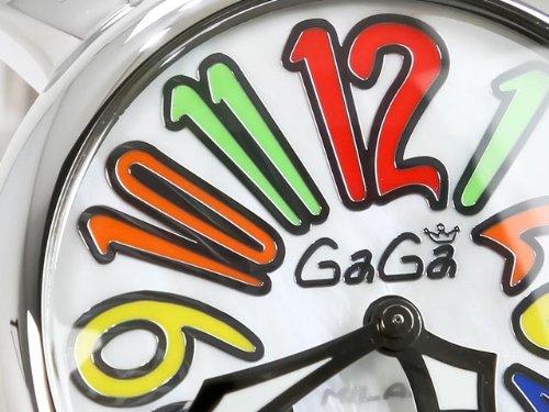 ガガミラノ GaGa MILANO マヌアーレ40MM ユニセックス 5020.1[並行輸入品]
