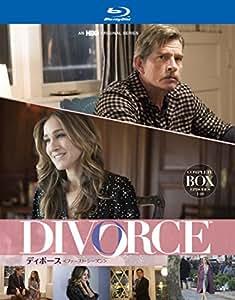 DIVORCE/ディボース <ファースト・シーズン> コンプリート・ボックス(2枚組) [Blu-ray]