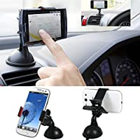 Car Phone Holder Car 360 Degree Rotating Gps Navigation Bracket Lazy Bracket