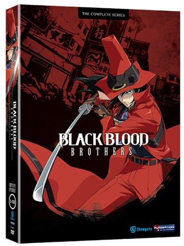 Black Blood Brothers: Box Set [DVD] [Import]