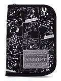 (ピーナッツ)peanuts スヌーピー SNOOPY マルチケース VSN-0085MC ブラック
