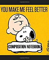 Composition Notebook: Snoopy Beagle Dog House Animation Comic The Peanuts Inexpensive Gift For Boys And Girls Boys Kids Adults Elementary Supplies Student Teacher Daily Creative Writing Soft Cover Paper 7.5 x 9.25 Inches 110 Pages