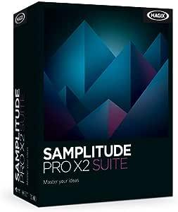 Magix Samplitude Pro X2 Suite 【国内正規品】