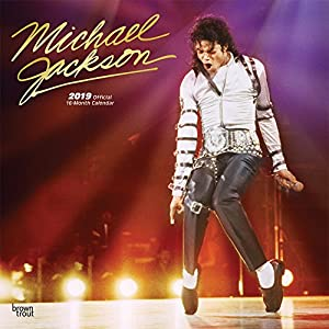 Michael Jackson 2019 Calendar