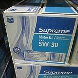 Chevron シェブロン Supreme SMグレード 5W-30 946ml 12本セット シュプリーム エンジンオイル