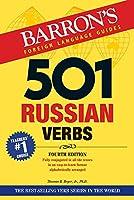 501 Russian Verbs (Barron's 501 Verbs)
