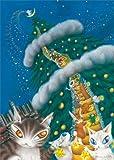 特選 わちふぃーるど 1000スモールピース 天空のツリー (38cm×53cm、対応パネルNo.5-B)