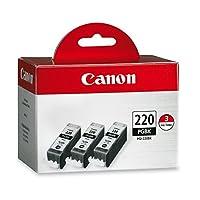 Canon PGI-220 Combo Pack - Triple Pack (Black) [並行輸入品]