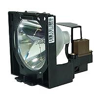 AuraBeam Professional Sanyo plc-xb07uwmプロジェクタ用交換ランプハウジング( Powered by Philips )