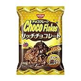 日清シスコ チョコフレーク リッチチョコレート 130g×12袋