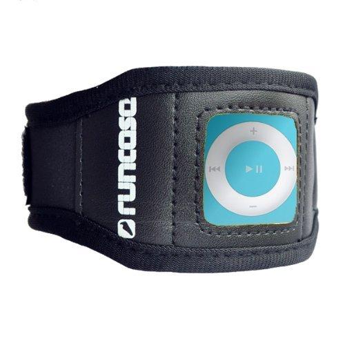 RunCase iPod Shuffle 第4世代(4G)用 ランニング アームバンド (Lサイズ (腕周り: 29〜41センチ))
