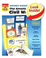 History Pockets: The American Civil War Grades 4-6+ [並行輸入品]