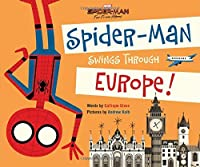 Spider-Man: Far From Home: Spider-Man Swings Through Europe! (Spider-Man Far from Home)