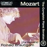 モーツァルト:ピアノ・ソナタ全集 Vol 2