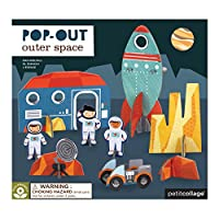 Outer Space Pop-Out Puzzle