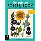 Botanicum Poster Book (Welcome To The Museum)