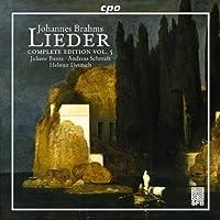 Lieder Complete Edition 5 by J. Brahms