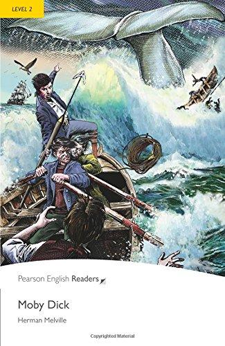 Penguin Readers: Level 2 MOBY DICK (Penguin Readers, Level 2)