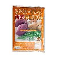 渡辺泰:レバープランツイモ・マメ発酵有機肥料2kg(4袋入り) 200327