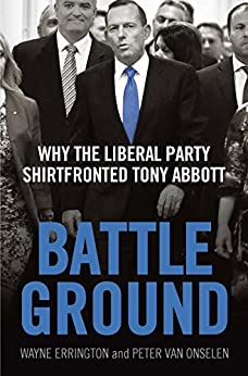 Battleground by [van Onselen, Peter, Errington, Wayne]