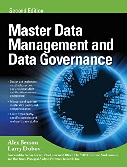 MASTER DATA MANAGEMENT AND DATA GOVERNANCE, 2/E by [Berson, Alex, Dubov, Larry]
