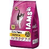 アイムス (IAMS) 毛玉ケア 7歳以上用 シニア うまみチキン味 3kg 猫用