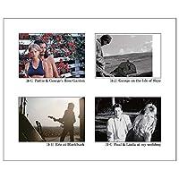 GEORGE HARRISON ジョージハリソン - Pattie Boyd Postcard Collection set2(ポストカード4枚セット) / ポストカード・レター 【公式/オフィシャル】