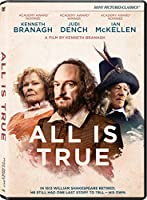 All Is True [DVD]