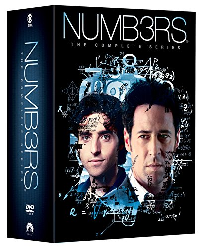 Numbers: the Complete Series/ [DVD] [Import]