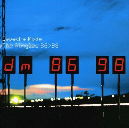 The Singles 86>98 / Depeche Mode