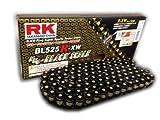 アールケー(RK)ドライブチェーン BL525R-XW 120L 電着ブラックコート BL525R-XW 120L