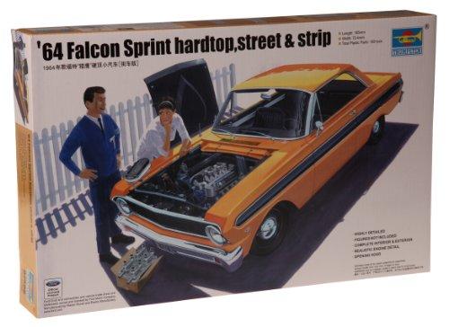 """1/25 1964 フォード ファルコン """"ストリート・ドラッグ"""""""
