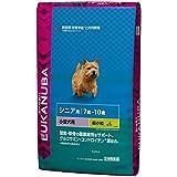 ユーカヌバ 7歳〜10歳用 シニア 小型犬種 超小粒 7.5kg