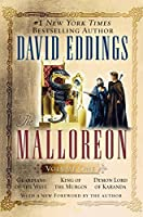 The Malloreon Volume One: Guardians of the West   King of the Murgos   Demon Lord of Karanda #1 New York Times bestselling author; With a new Foreword by the author