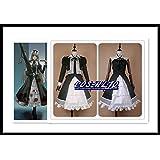 「ノーブランド品」BLACK LAGOON 双子 のグレーテル コスプレ衣装