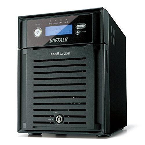BUFFALO 〈テラステーション〉 管理者・RAID機能搭載 NAS TS-X4.0TL/R5の詳細を見る