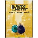 Auto Meter 【 オートメーター 】 プロシフトライト レンズ&ナイトカバーKIT ( ブルー ) 3250