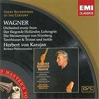 Ouvertures Et Preludes - Karajan by R. Wagner (2008-01-13)
