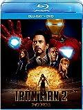 アイアンマン2 ブルーレイ+DVDセット[Blu-ray/ブルーレイ]