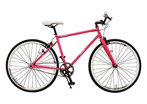 My Pallas(マイパラス) GRAPHIS(グラフィス) ピストバイク 700C カラー/ピンク GR-003